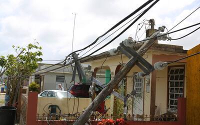A cinco meses del paso del huracán María, Yabucoa solo tiene un 18% de e...