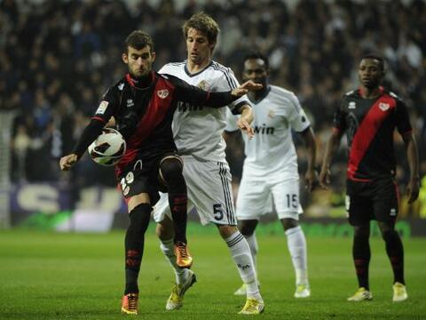 Real Madrid jugó como local en la fecha 24 de la Liga espa&ntilde...