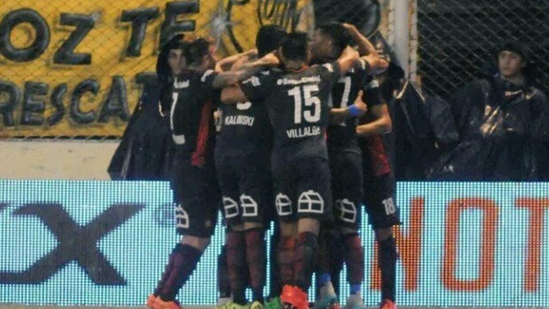 San Lorenzo venció a Olimpo