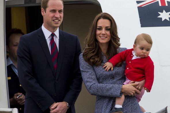 El pequeño ha venido a acaparar la atención en el Reino Unido y el mundo...