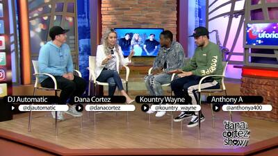 Kountry Wayne swings by The Dana Cortez Show
