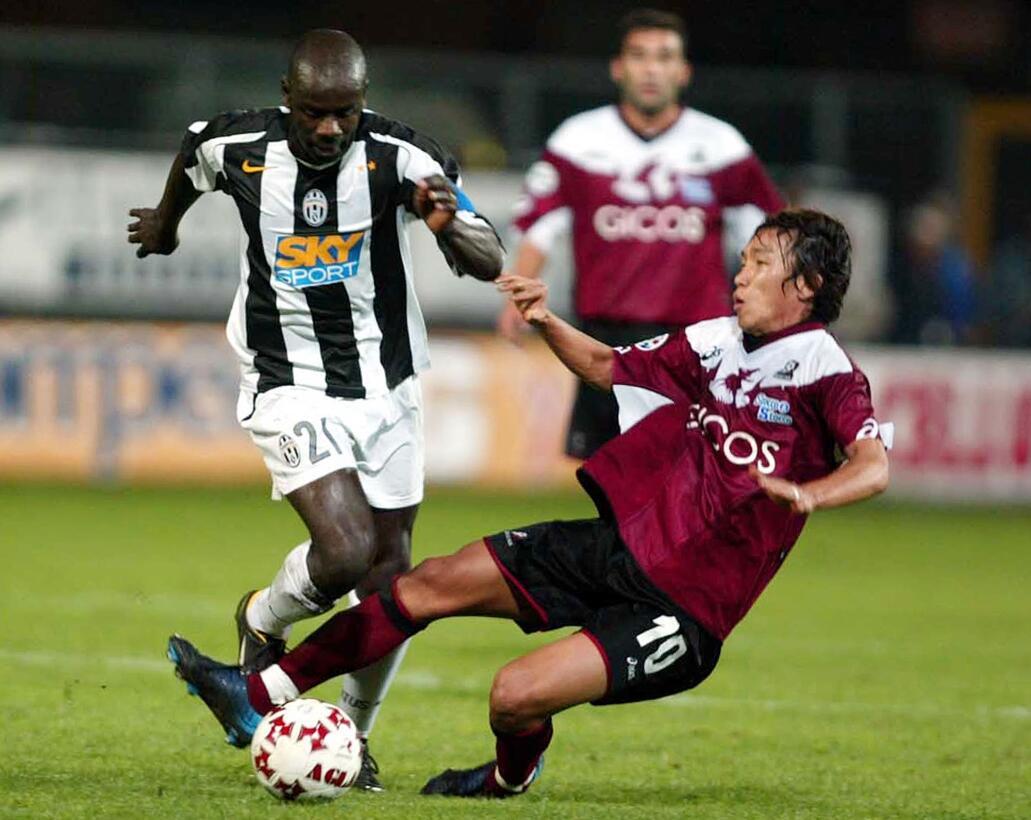 Mónaco-Juventus, una relación de larga data y varios cracks AP_041106044...
