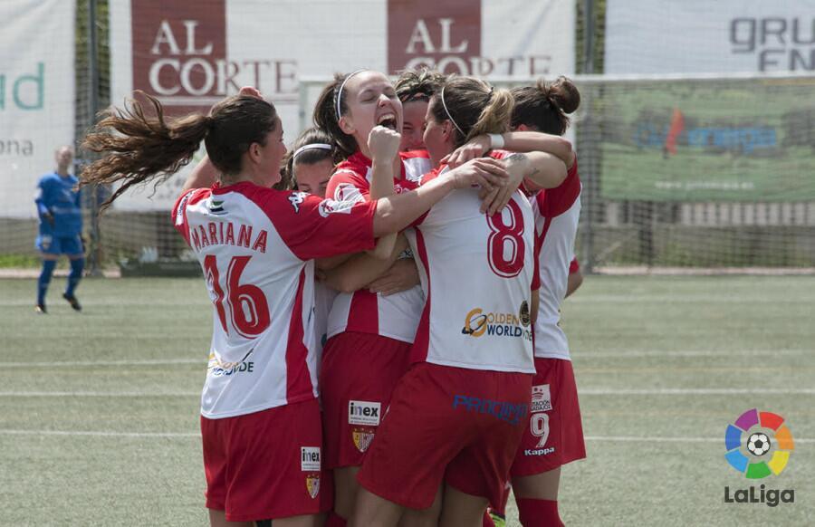 Mariana Díaz: el Santa Teresa le ganó por 3-1 al Zaragoza y la jugadora...