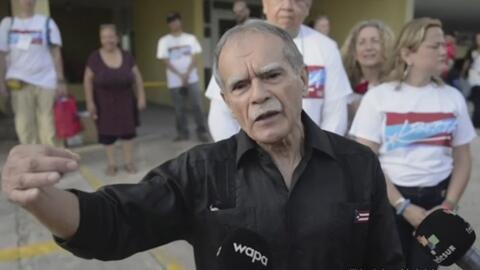 """""""Aún podemos luchar por la independencia de Puerto Rico"""", las primeras p..."""