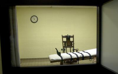 Florida ejecuta con una nueva droga a un reo blanco condenado por matar...