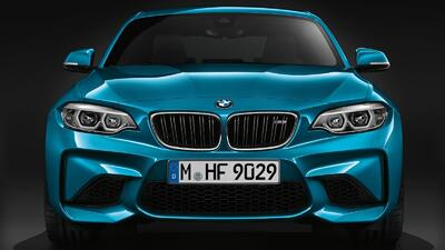 Fotos del BMW M2 Coupé
