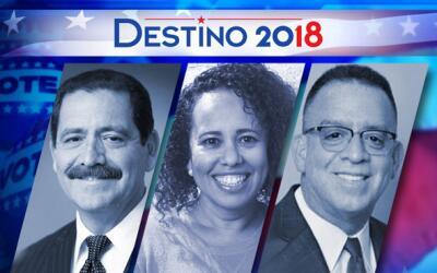 Jesús 'Chuy' García, Sol Flores y Richard González...