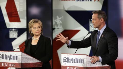 Segundo debate demócrata