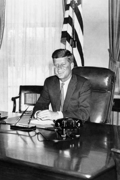 John Fitzgerald Kennedy fue el presidente número 35 y gobernó desde 1961...