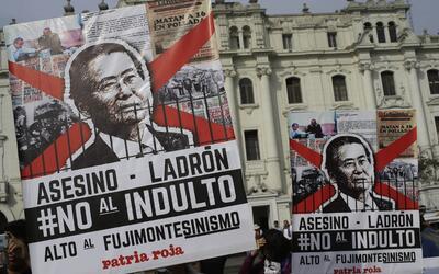Hija de Fujimori lidera encuestas de preferencias electorales en Perú pe...