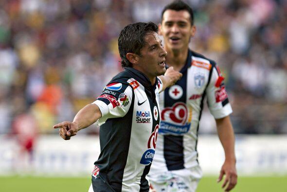 Tras su salida de América, pasó por Monterrey y Pachuca, con los tuzos n...