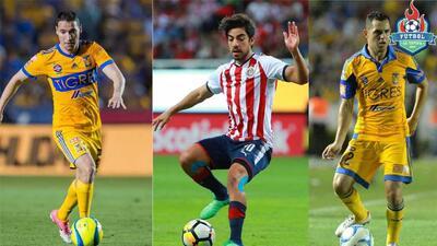 Tigres también va por Pizarro y le ofrece a Chivas a Dueñas y al 'Piloto'
