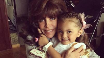 La nieta de Verónica Castro celebra a su abuela con emotivo video