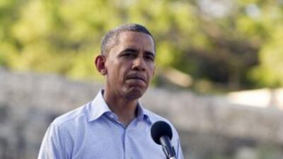 Se desconoce si Obama apoyará finalmente la propuesta y cuán rápido podr...
