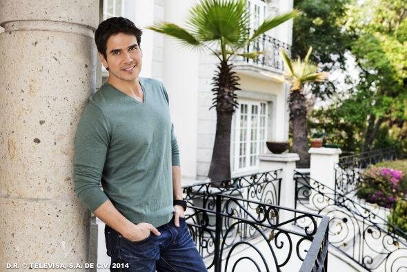 Daniel Arenas interpretó a 'Pablo Martínez-Negrete' en La Gata. Él quedó...