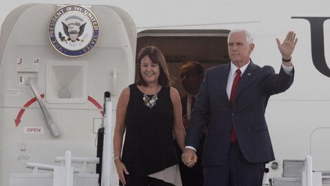Retiran a soldados asignados a Mike Pence por llevar mujeres a hotel