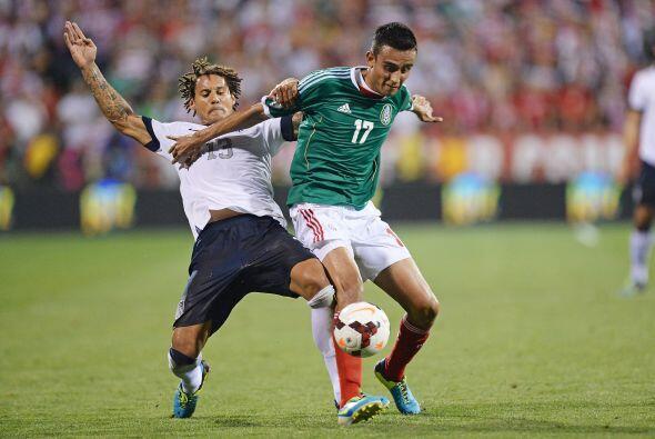 Jesús Zavala es el jugador más joven en participar al lado de ellos, a v...