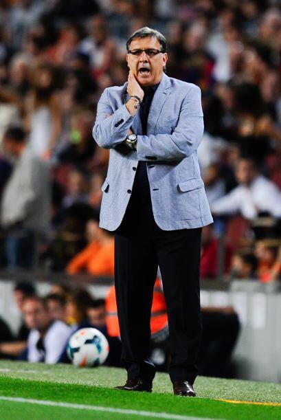 Sin embargo el Sevilla tuvo una reacción de alarido y al 80' descontó co...