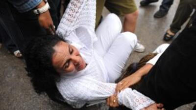 La oposición denunció que las detenciones contra disidentes van en aumento.
