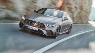 El nuevo Mercedes-Benz CLS llega al Auto Show de Los Angeles