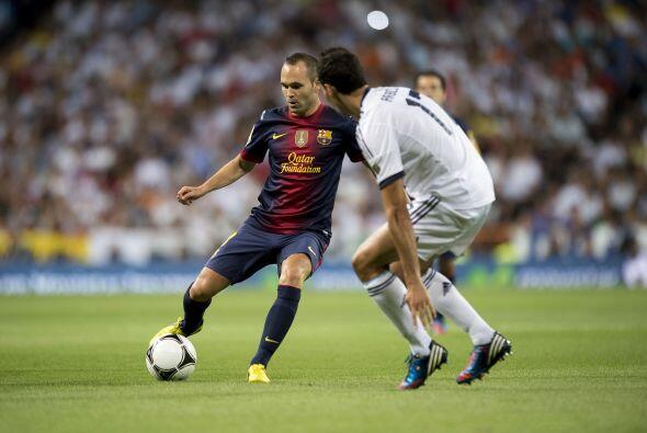 Barceona se metió al Santiago Bernabéu para visitar al Real Madrid en el...