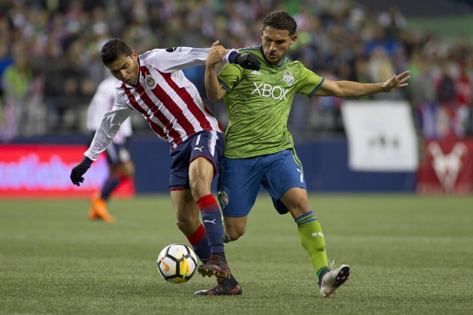 Demasiado ruido: Seattle derrotó a Chivas y tomó ventaja 20180307-3101.jpg