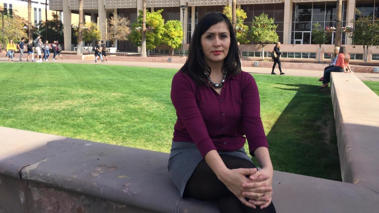 Vanesa Ramírez fue diagnosticada con cáncer de ovario cuando tenía 23 añ...