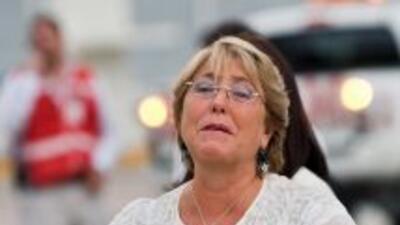 Un juzgado de Santiago admitió una demanda contra la ex presidenta de Ch...