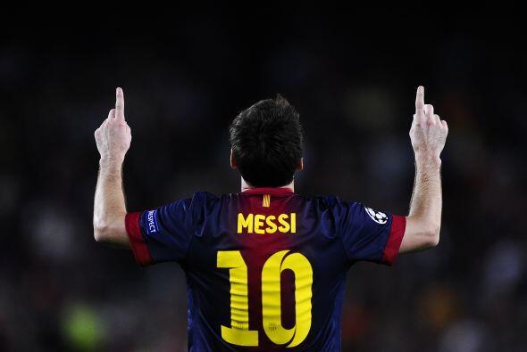De la mano de 'La Pulga', el barcelona ganó por 3-2 al Spartak en su deb...