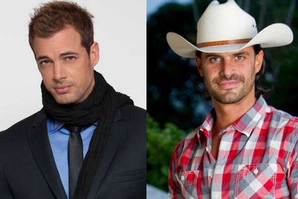 "William Levy y Mark Tacher protagonizaron un gran pleito en ""Triunfo del..."