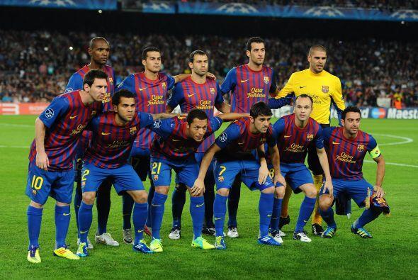 El Barcelona recibió al Viktoria de República Checa, un rival fácil en l...