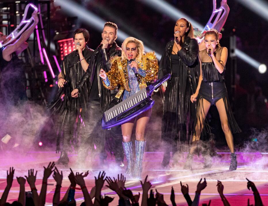 Lady Gaga llena el vacío que dejó Beyoncé en el festival de Coachella Ge...