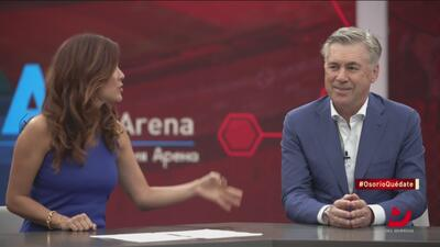 "Carlo Ancelotti: ""Colombia va a reaccionar; lo espero para James Rodríguez"""