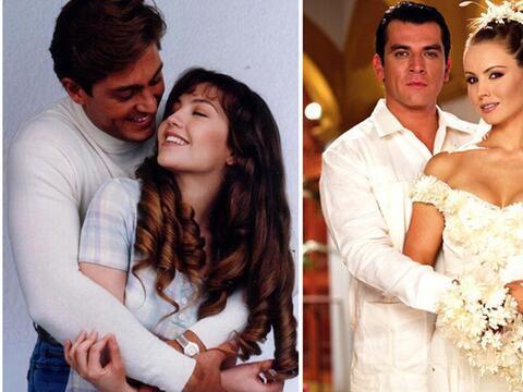 Los amores de telenovela de Colunga y Salinas