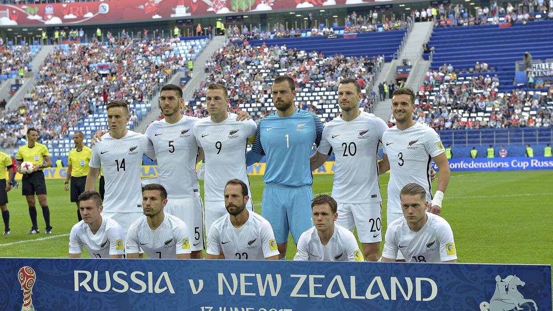 Resultado de imagen de nueva zelanda futbol
