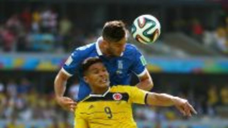 Teófilo Gutiérrez despertó el intrés de varios equipos tras su actuación...