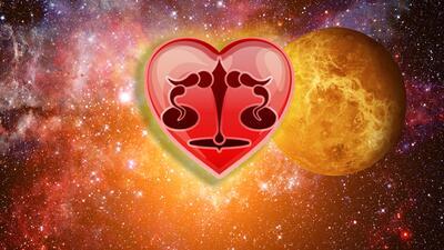 ¡Venus entra en Libra, el amor lo ocupa todo en tu vida!