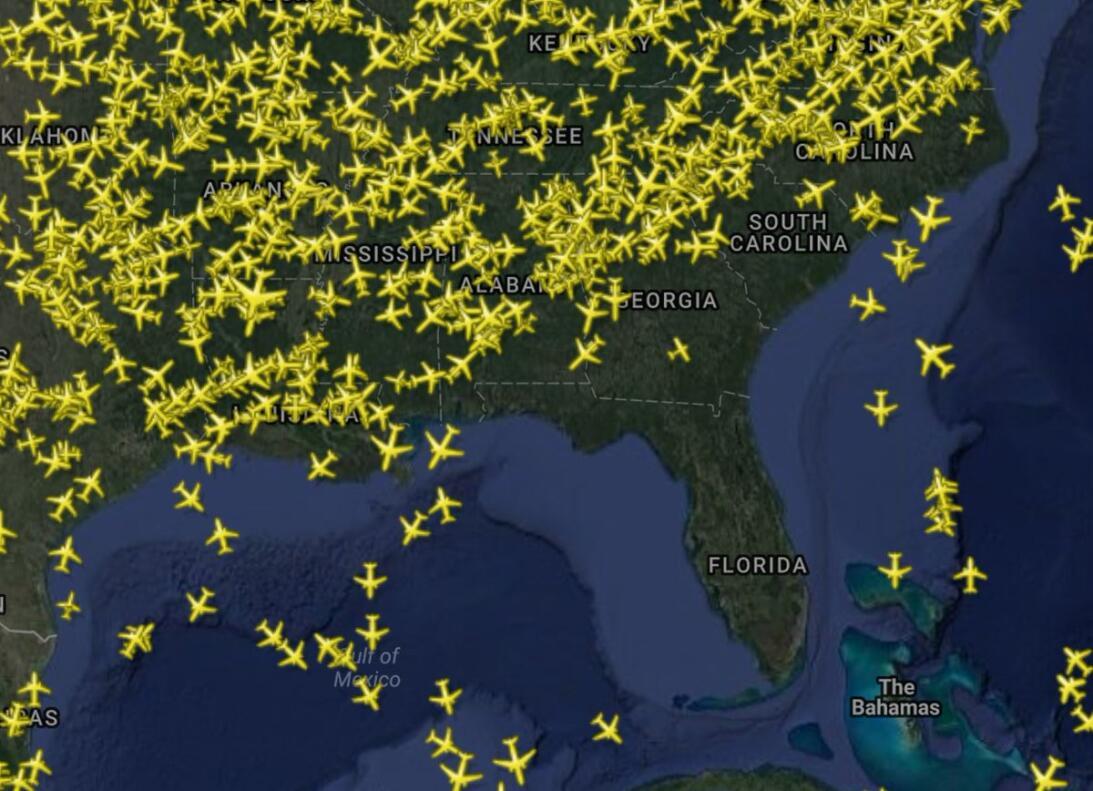 In photos: Getting home after Hurricane Irma Actividad de las aerolíneas...