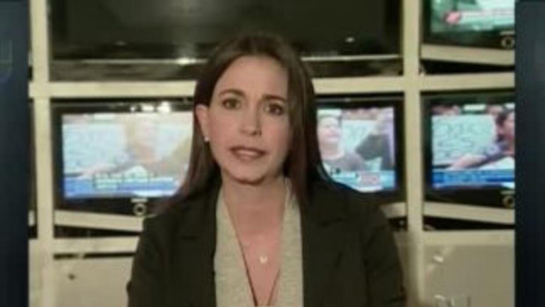 Maria Corina Machado: la diputada que se atrevió a interrumpir al Presid...
