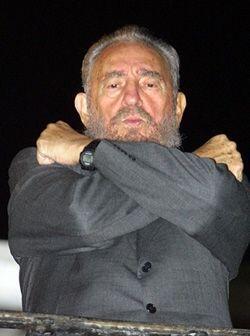 Tras abandonar la presidencia en 2006, Castro dejó de aparecer en...