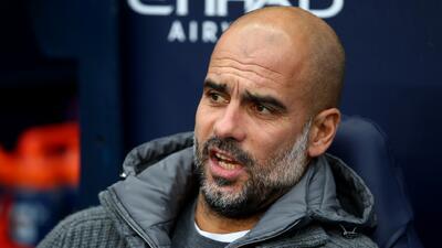 ¿Premier y Champions? Directivo del Manchester City le pone presión a Guardiola