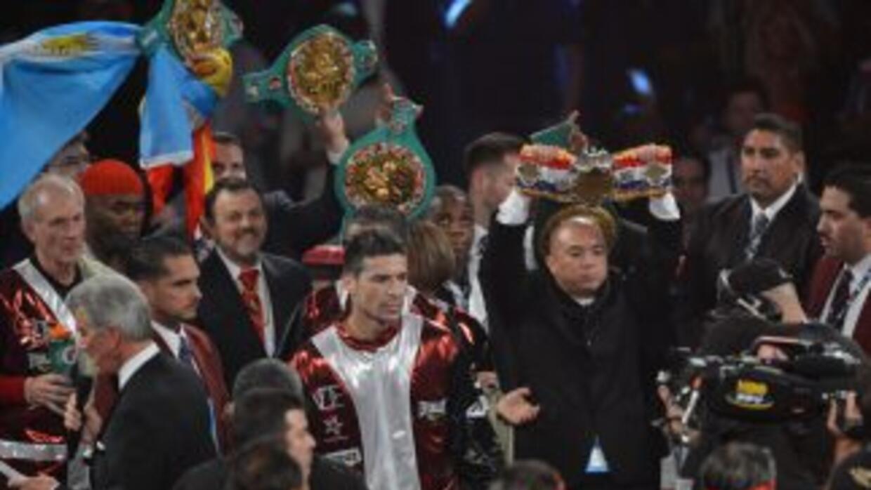 Sergio Martínez quiere pelear con Floyd Mayweather Jr.