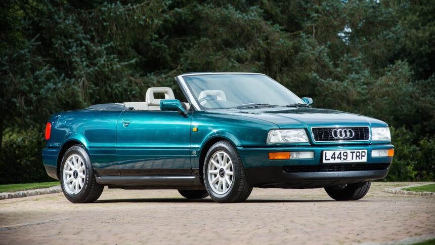 El Audi Cabriolet de la Princesa Diana en fotos image-thumb-1.jpg