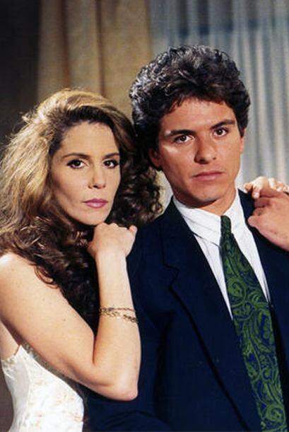 Rebecca Jones regresó a las telenovelas tras cuatro año con el melodrama...