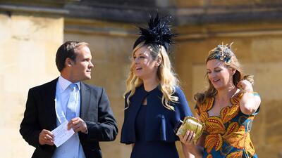Insólita coincidencia del amor: la ex del príncipe Harry sale con un amigo de Meghan Markle