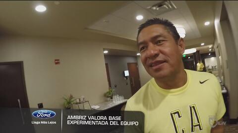Nacho Ambríz está consciente del reto profesional que implica dirigir a...