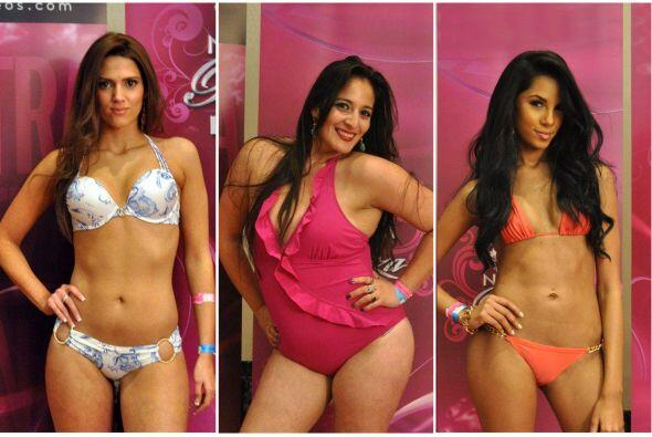 Las aspirantes de Nueva York a la octava corona de Nuestra Belleza Latin...