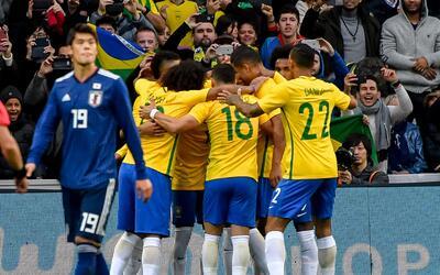Con goles de Neymar, Marcelo y Gabriel Jesús, la selección...