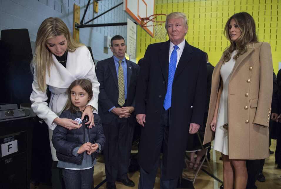 Ivanka Trump tendrá una oficina en la Casa Blanca GettyImages-621775042.jpg