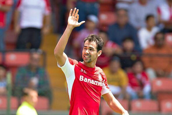 Otro que tiene cuatro tantos hasta el momento es el paraguayo Pablo Velá...